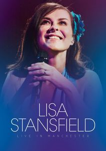Lisa Stansfield - Live In Manchester Blu Ray  - Billbox Records