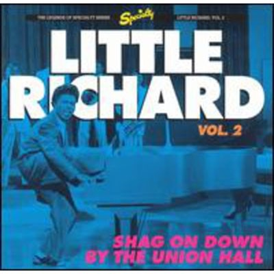 Little Richard - Shag on Down By the Union Hall - Cd Importado  - Billbox Records