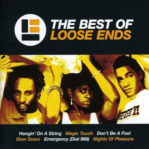 Loose Ends - Best of - Cd Importado  - Billbox Records