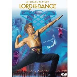 Lord Of The Dance - Michael Flatley - Dvd Nacional  - Billbox Records