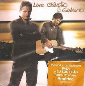 Luiz Claudio & Giuliano - Cd Nacional  - Billbox Records