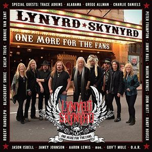 Lynyrd Skynyrd - One More For The Fans - 2 Cd  - Billbox Records