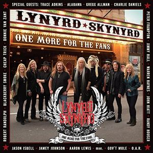Lynyrd Skynyrd - One More For The Fans 2cd+Dvd  - Billbox Records