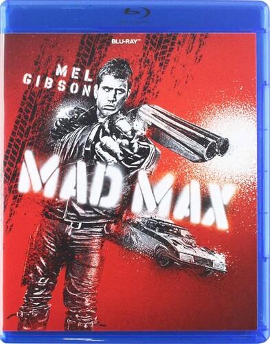 Mad Max Anniversary Edition - Blu Ray  - Billbox Records