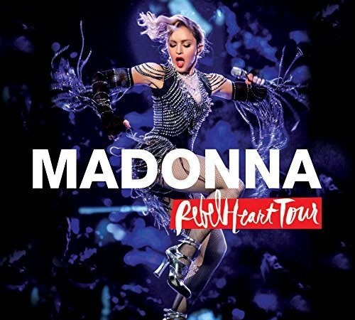 Madonna - Rebel Heart Tour - 2 Cds Importados  - Billbox Records