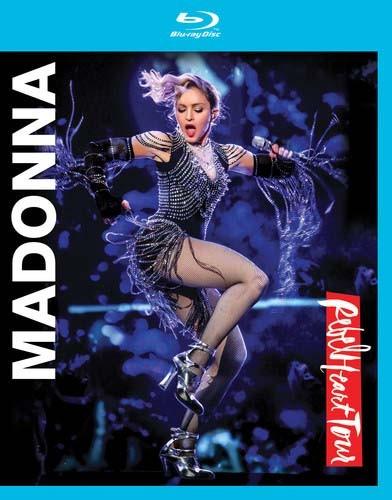 Madonna - Rebel Heart Tour - Blu Ray Importado  - Billbox Records