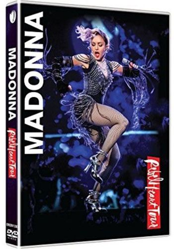 Madonna - Rebel Heart Tour - Dvd Importado  - Billbox Records