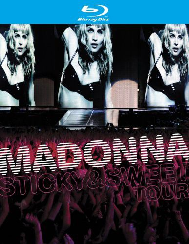 Madonna - The Sticky and Sweet Tour  - Billbox Records
