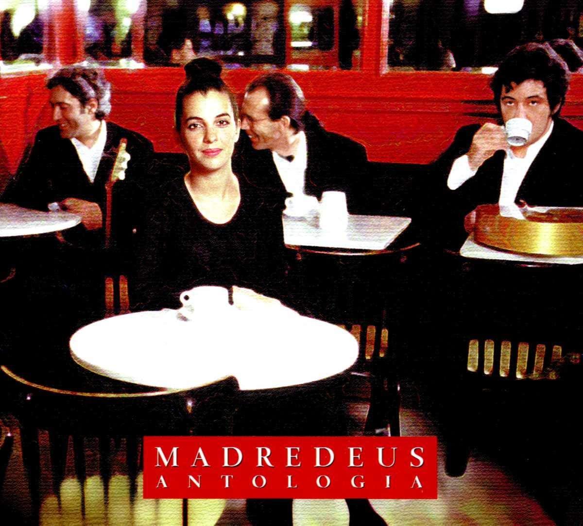 Madredeus Antologia  - Cd Nacional   - Billbox Records