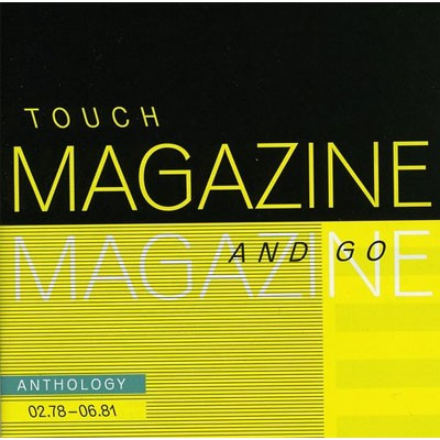 Magazine -  Touch & Go-Anthology - 2 Cds - Cd Importado  - Billbox Records