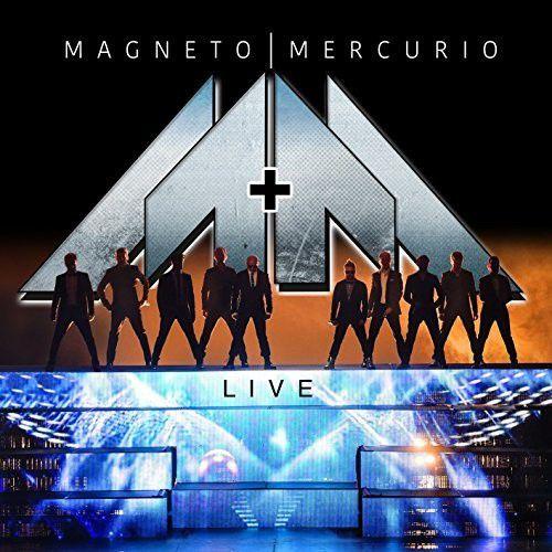 Magneto + Mercurio - Live [Import] - Cd+Dvd Importado  - Billbox Records