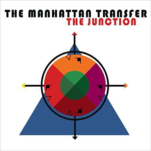 Manhattan Transfer - Junction - Cd Importado  - Billbox Records