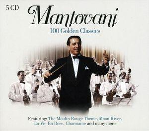 Mantovani - 100 Golden Classics  - Billbox Records