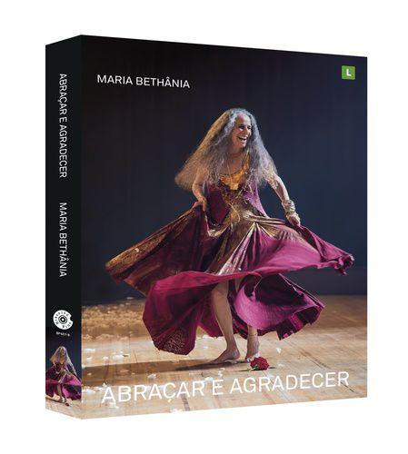 Maria Bethania - Abraçar e Agradecer - 2 Dvds Nacionais  - Billbox Records