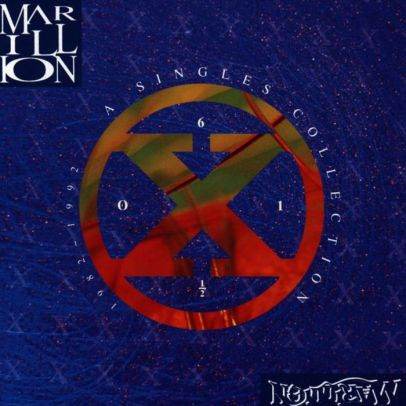 Marillion - A Singles Collection - 1982 - 1992 - Cd Importado  - Billbox Records