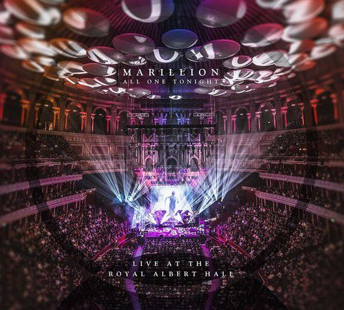 Marillion - All One Tonight (Live At The Royal Albert Hall) - Blu Ray Importado  - Billbox Records
