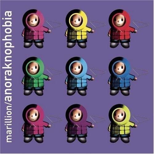 Marillion - Anoraknophobia - Cd Importado  - Billbox Records