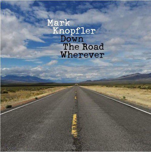 Mark Knopfler - Down The Road Wherever Cd Importado  - Billbox Records