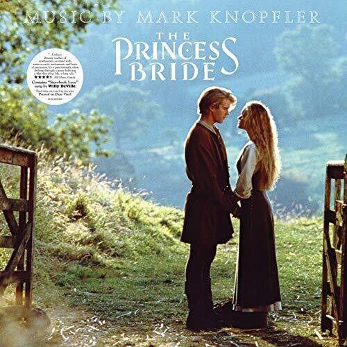 Mark Knopfler Princess Bride Clear Vinyl - Lp Importado  - Billbox Records
