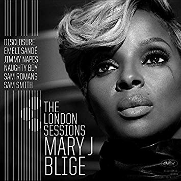 Mary J Blige-The London Sessions  - Billbox Records