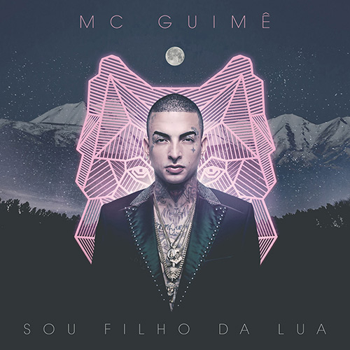 MC Guime - Sou Filho da Lua - Cd Nacional  - Billbox Records