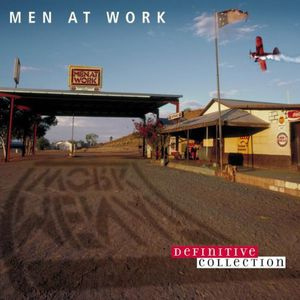 Men at Work - Definitive Collection -Cd Importado   - Billbox Records