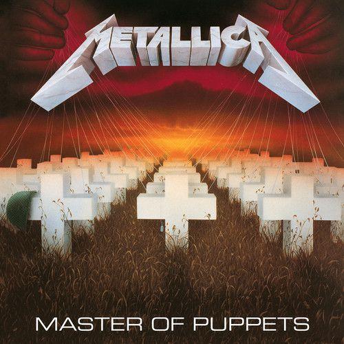 Metallica Master Of Puppets Lp Importado  - Billbox Records