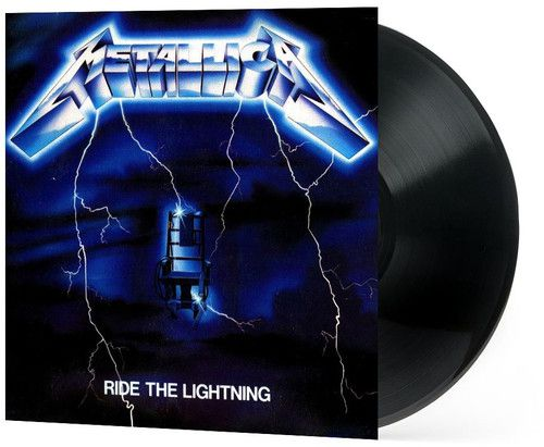 Metallica Master Ride the Lightning 180 Gram Vinyl - Lp Importado  - Billbox Records