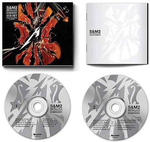 Metallica S&M2 2 Cds Importados  - Billbox Records