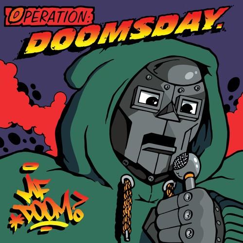MF Doom Operation Doomsday - Cd Importado  - Billbox Records