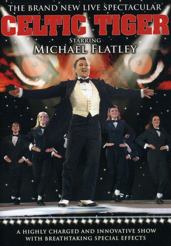 Michael Flatley Celtic Tiger - Dvd Importado  - Billbox Records
