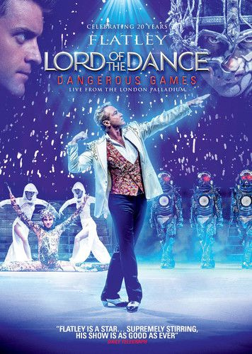 Michael Flatley - Lord of the Dance: Dangerous Games - Dvd Importado  - Billbox Records