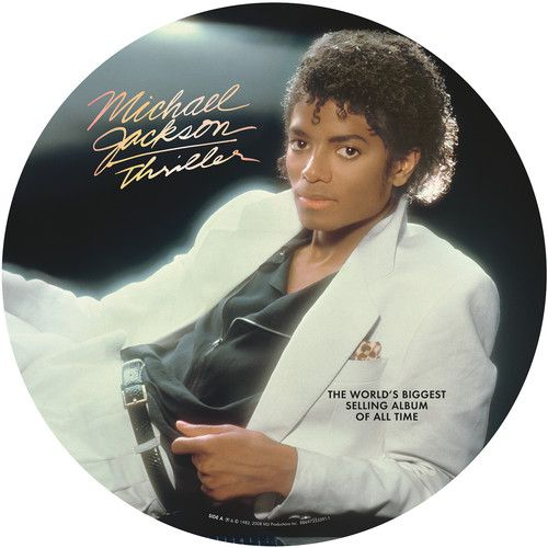 Michael Jackson - Thriller (Picture Disc) - Lp Importado  - Billbox Records