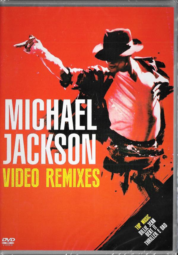 MICHAEL JACKSON - VIDEOS REMIXES DVD NACIONAL  - Billbox Records