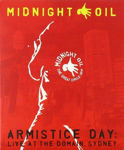 Midnight Oil - Armistice Day: Live At The Domain Sydney - Blu Ray Importado  - Billbox Records