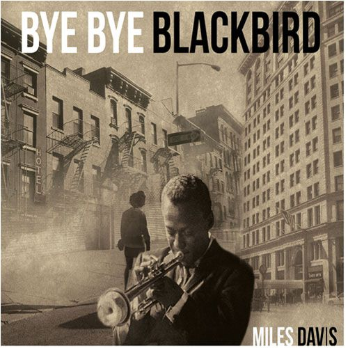 Miles Davis - Bye Bye Blackbird - LP Importado  - Billbox Records
