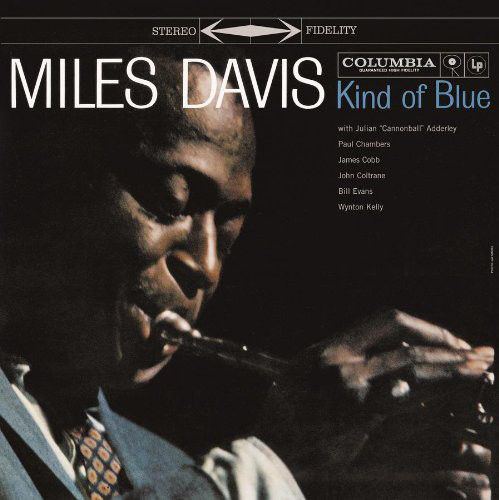 Miles Davis -  Kind Of Blue  - Vinil 180 Gramas - LP Importado  - Billbox Records