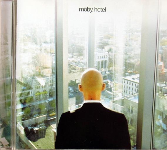 Moby - Hotel - Cd Nacional  - Billbox Records