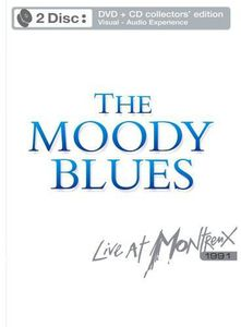 Moody Blues - Live At Montreux Dvd+cd  - Billbox Records