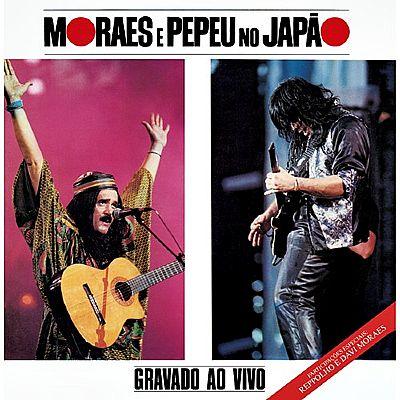 Moraes E Pepeu No Japão Gravado Ao Vivo - Cd Nacional  - Billbox Records