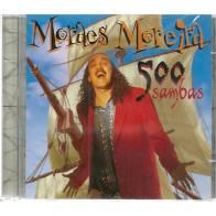 Moraes Moreira - 500 Sambas - Cd Nacional  - Billbox Records