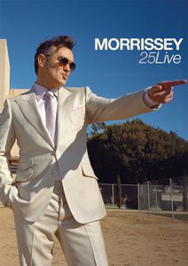 Morrissey - 25live  - Billbox Records