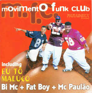 Movimento Funk Club - Cd Nacional  - Billbox Records