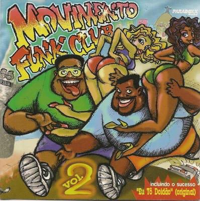 Movimento Funk Club - Movimento Funk Club Vol.2 - Cd Nacional  - Billbox Records