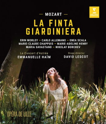 Mozart - La Finta Giardiniera - Blu Ray Importado  - Billbox Records