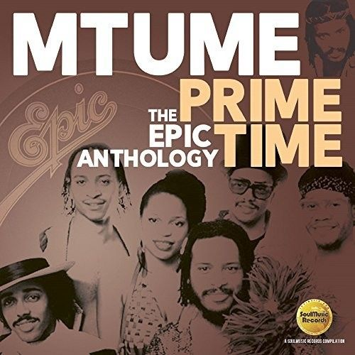 Mtume - Prime Time: Epic Anthology [Import] - 2 Cds Importados  - Billbox Records