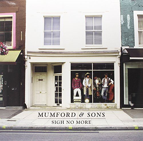 Mumford & Sons - Sigh No More - Lp Importado  - Billbox Records