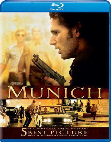 Munich - Blu ray Importado  - Billbox Records