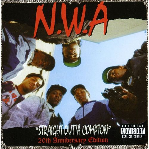 N.W.A - Straight Outta Compton: 20th Anniversary Edition [Import] - Cd Importado  - Billbox Records