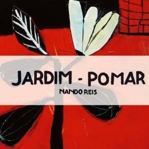 Nando Reis - Jardim-Pomar - Cd Nacional  - Billbox Records